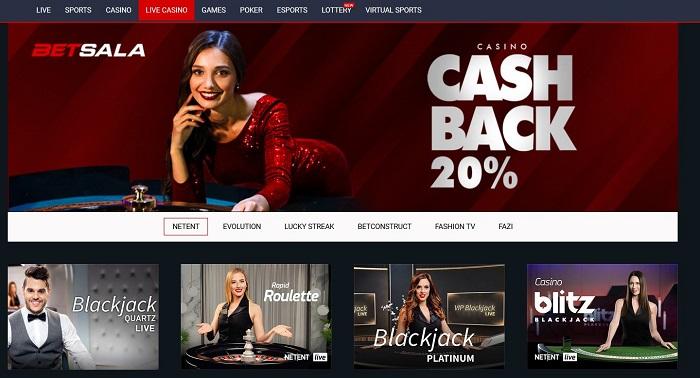 Besala Casino Online