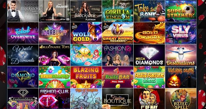 juegos de casino Betsala