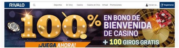 Rivalo Casino Online