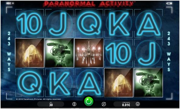 paranormal activity - Isoftbet - Proveedor de juegos de casino online