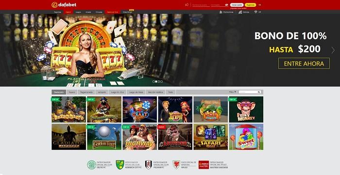 dabafet casino online