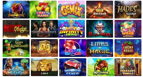 Slots online SomosCasino