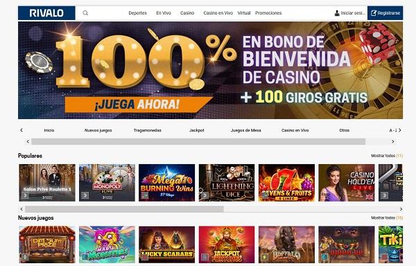 rivalo casino ecuador