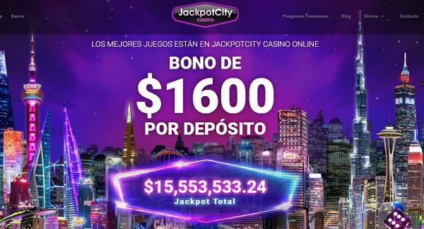 jackpotcity casino online perú