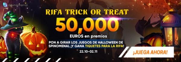 rivalo casino promociones de halloween