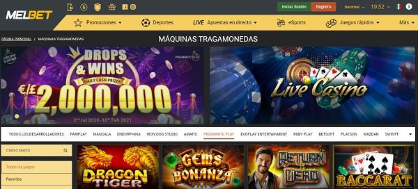melbet casino online