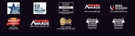 premios mejor proveedor juegos de casino