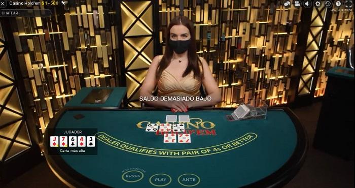 poker 22 bet