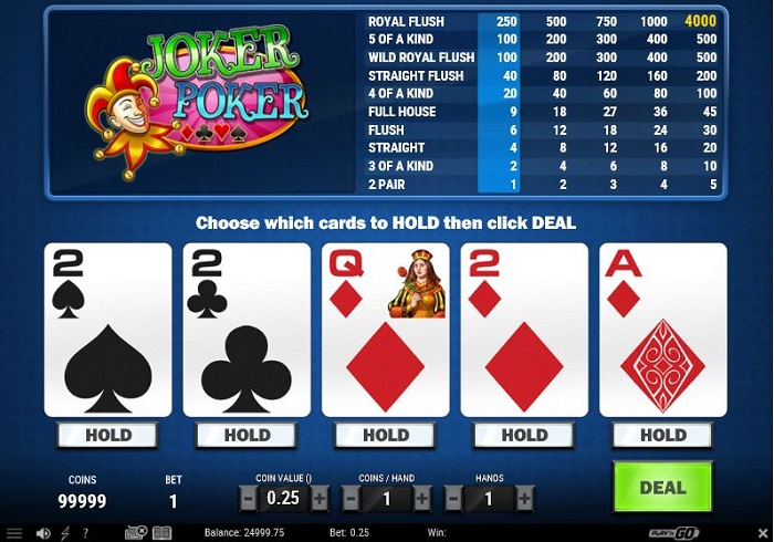 Poker Games Juegos de Casino
