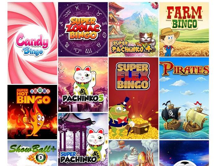 Sala technology proveedor de juegos de casino y video bingo