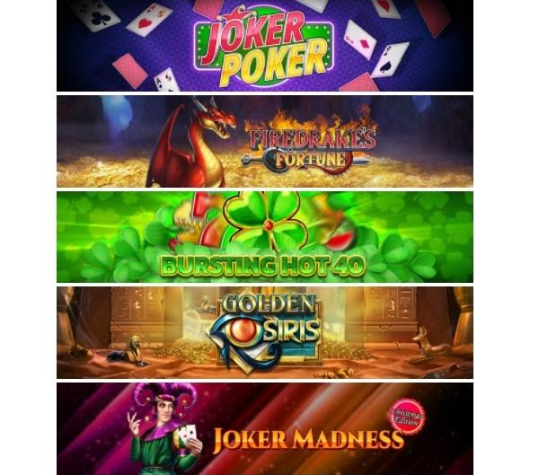 Novedades de casinos en somoscasino