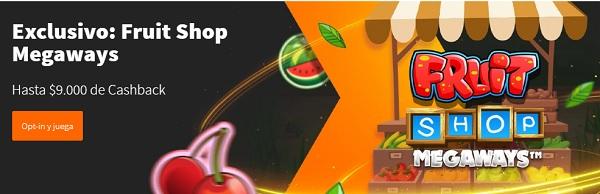 fruit shop megaways de NetEtn en Betsson