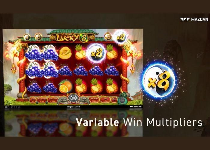 Dragons Lucky - Juego de Casino Online desarrollado por Wazdan