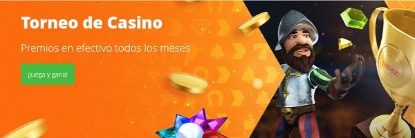 promociones casinos en marzo betsson